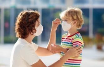 Yüz maskeleriyle ilgili mide bulandıran araştırma