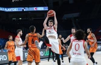 A Milli Basketbol Takımı, ilk galibiyetini aldı