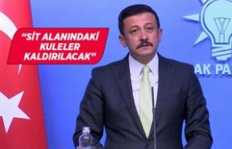 AK Parti Genel Başkan Yardımcısı Hamza Dağ açıkladı