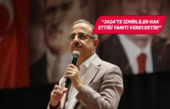 AK Partili Sürekli'den CHP'ye Menemen çıkışı!