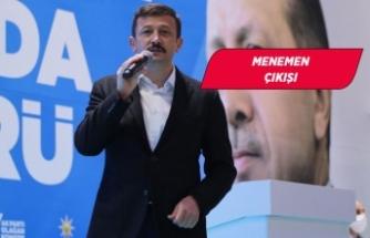 AK PartiliDağ: İzmir ve İzmirliler CHP'ye mahkûm değildir