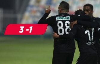 Altay'dan Bursaspor'a geçit yok