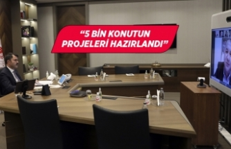 Bakan Kurum, İzmir Ticaret Odası Meclis Toplantısı'na video konferansla katıldı: