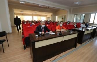 Bergama Belediye personeline resmi yazışma eğitimi