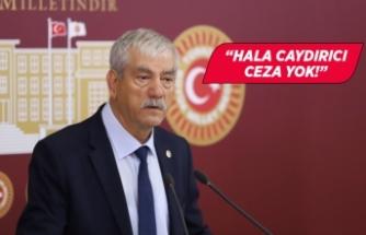 CHP İzmir Milletvekili Kani Beko, kadına şiddete dikkat çekti