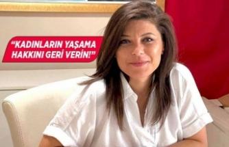 """CHP izmir'den """"25 Kasım"""" için çağrı metni"""