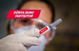 Corona virüs aşısında öncelik kimlerin olacak?