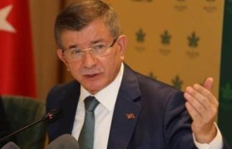 Davutoğlu'ndan Erdoğan'a: Ülkeyi siz mi yönetiyorsunuz Bahçeli mi?