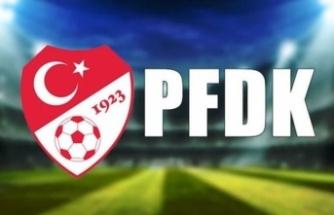 Denizlispor Kulübü, PFDK'ye sevk edildi