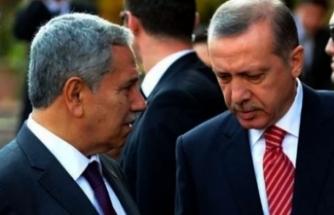 Erdoğan Arınç ile yollarını tamamen ayırdı mı?