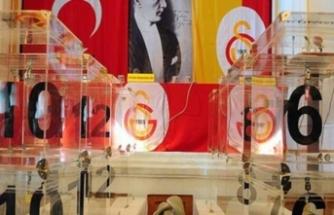 Galatasaray'da seçimler ertelendi!