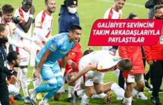Göztepe 3 puanı 1 golle aldı!
