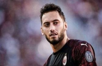 'Hakan Çalhanoğlu yüzde 90 Manchester United'da'