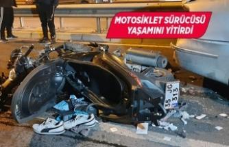 İzmir Buca'da feci kaza!