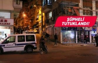 İzmir Buca'da komşusunun oğlunu silahla yaraladı!