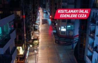İzmir'de 810 kişiye para cezası