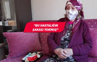 İzmir'de 90 yaşında koronavirüsü yendi!