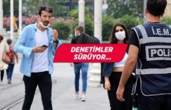 İzmir'de bir haftada 3 bin 461 kişiye ceza!