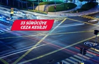İzmir'de havadan trafik denetimleri!