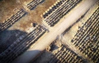 İzmir ile birlikte o il de uyarılmıştı: Yüzlerce yeni mezar kazıldı!
