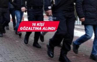 İzmir merkezli PKK/KCK operasyonu