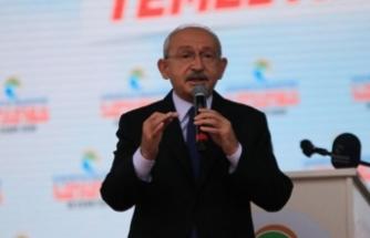 Kılıçdaroğlu'ndan flaş Muhittin Böcek açıklaması