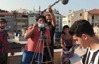 Kısa filmciler Kemeraltı sokaklarında