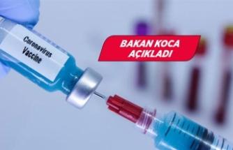 Korona aşısı eczaneden alınabilecek