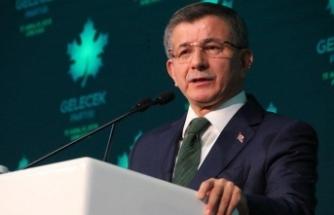 Koronavirüse yakalanan Davutoğlu'ndan açıklama