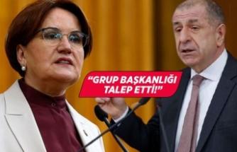 Meral Akşener'den olay Ümit Özdağ açıklaması!