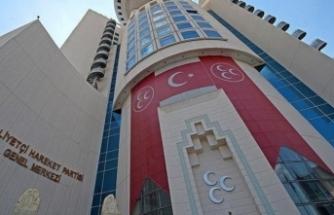 MHP'den Bülent Arınç'ın istifası hakkında ilk açıklama