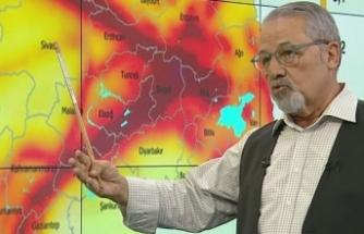 Naci Görür, Malatya'daki depremin ardından uyardı!
