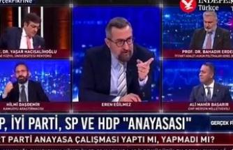 RTÜK, CHP'li Başarır'ın katıldıği yayınla ilgili inceleme başlattı