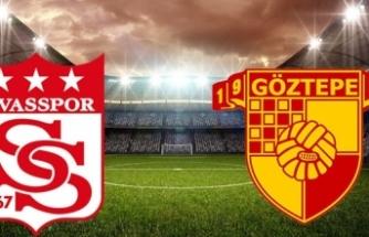 Sivasspor Göztepe maçı saat kaçta, hangi kanaldan canlı yayınlanacak?