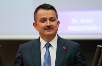 Tarım ve Orman Bakanı Pakdemirli'den kadrolu işçi alımı müjdesi