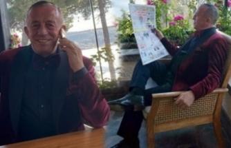 Ünlü iş adamı Ali Ağaoğlu koronavirüse yakalandı