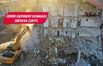 36 ağır hasarlı bina imar barışından yararlanmış