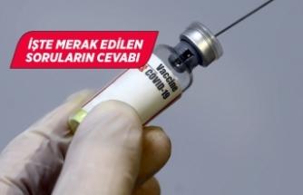7 soruda Türkiye'ye gelecek Kovid-19 aşısı