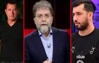 Ahmet Hakan, Acun Ilıcalı'ya sordu: Bir şans daha...
