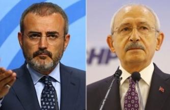 AK Parti'li Ünal'dan Kılıçdaroğlu'nun açıklamalarına tepki