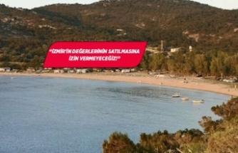 AK Partili Dağ'dan Foça paylaşımı