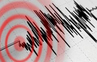 Antalya'nın Alanya açıklarında 5.4'lük deprem