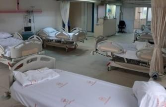 Aydın'da 136 yeni yoğun bakım yatağı oluşturuluyor