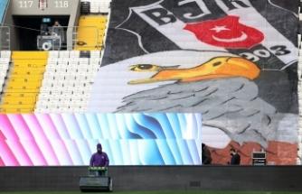 Beşiktaş, taraftarlarını dijital ekranlarda ağırlayacak
