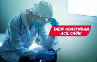 Bir günde 5 sağlık çalışanı koronavirüsten hayatını kaybetti