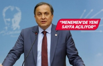 CHP'li Torun'dan Menemen Belediye Başkan Vekilliği değerlendirmesi