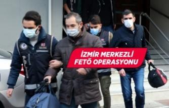FETÖ operasyonunda gözaltına alınan 40 eski polis, adliyeye sevk edildi