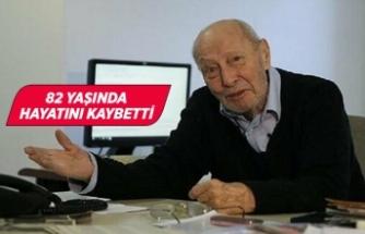 Gazeteci yazar Erkin Usman, hayatını kaybetti