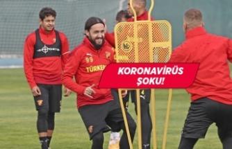 Göztepe'de 5 kişinin Kovid-19 testi pozitif çıktı