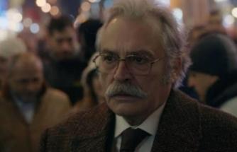 Haluk Bilginer Şeref Bey dizisiyle ekrana dönüyor!